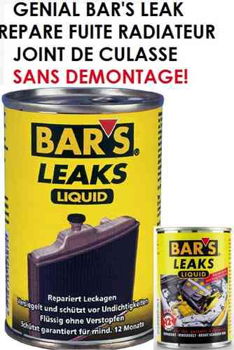 Bar's Leak Jaune 150ml