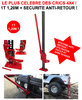 "Indispensable Cric Jack-Farm ""Hi-Lift"" 1,05T 1,20m"