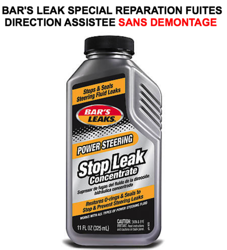 Bar's Leak special Direction Assistée bidon 350ml