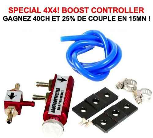 Boost Controller Special 4X4